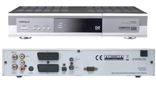 Ресивер Topfield TF5000CI для Радуга ТВ. Подробности.